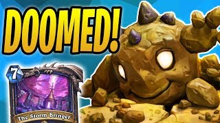 Storm Bringer Shaman Keeps on DELIVERING! | Wall of Legendaries | The Boomsday Project | Hearthstone