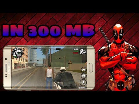 gta sa highly compressed 100 working android