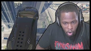 CRAZY RACE IN THE SKY!! - GTA 5 Online PS4   Twitch Subscriber Lobby Part 52
