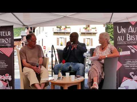 Vidéo de Wilfried N'Sondé