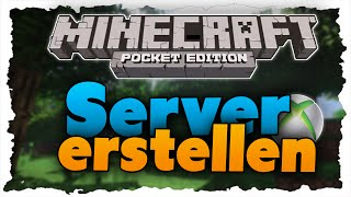 LOCAL MCPE SERVER USING ANDROID Minecraft Pocket Edition Server - Minecraft pe server erstellen ios deutsch