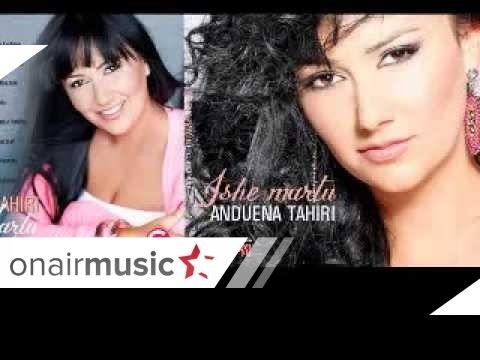 Anduena Tahiri - Heshtjen tende se kuptoj