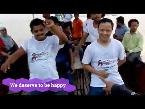 Watch video WORLD DOWN SYNDROME DAY 2020 – Down Syndrome Society of Bangladesh, Bangladesh - #WeDecide