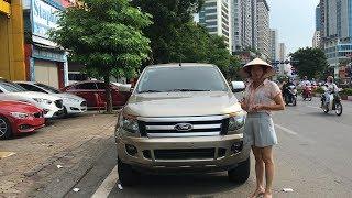 Ford Ranger sx 2015 2.2 MT nhập khẩu
