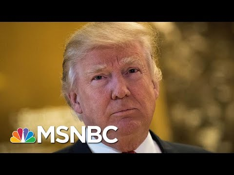 President Donald Trump Re-Tweets Shocking Anti-Muslim Videos | Morning Joe | MSNBC