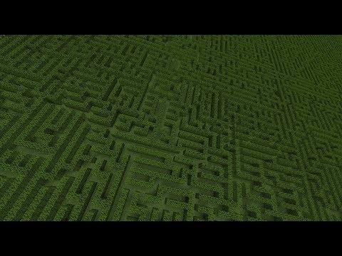 Minecraft function - INSTANT Maze generator Minecraft Project
