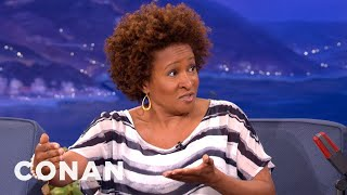 """Wanda Sykes On Her """"Finding Your Roots"""" Surprises"""