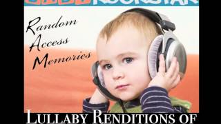 The Game Love Baby Lullaby Music By Baby Rockstar Daft Punk