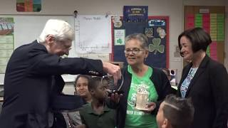 School District of Osceola County Featured Teacher March 2018