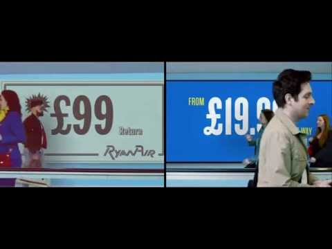 Ryanair Commercial (2015) (Television Commercial)
