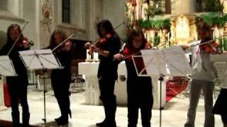 preview picture of video 'Weihnachtskonzert Schlanders 2010'