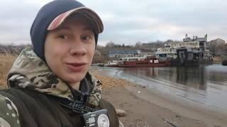 Ловля осеннего окуня на отводной поводок