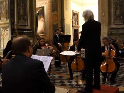 30/11/2013 Orchestra F.J. Haydn Legnano / C.P.E. Bach, Sinfonia n.1 in Sol maggiore H657 / Wq 182/1