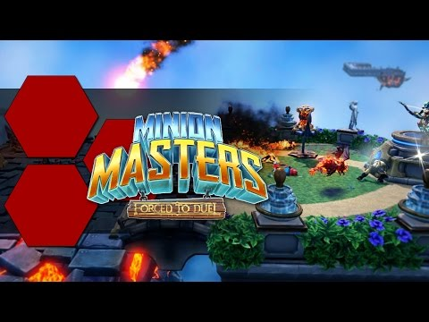 Not So MMO - Minion Masters - TheHiveLeader