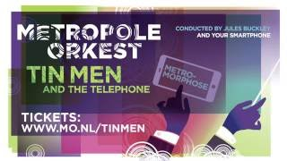 Timelapse of set-up for Metromorphose: Metropole Orkest meets Tin Men and the Telephone