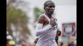 Kipchoge makes history - VIDEO