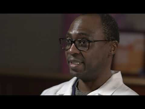 Thumbnail of Dr. Ebenezer Kio | Treating Lung Cancer video.