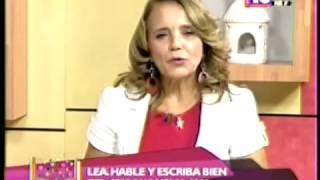 Esta pasando Lea, hable y escriba bien Lic Juan A Medina 04 04 2013