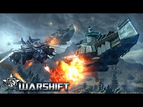 WARSHIFT Gameplay Trailer  (Official Final Version) thumbnail