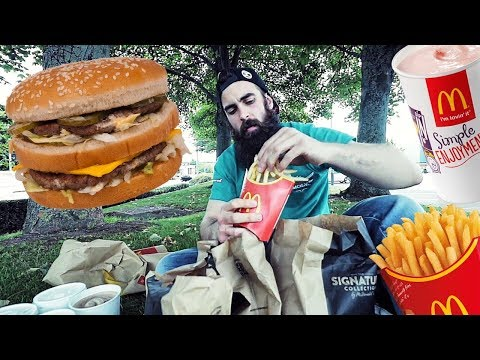 The 'Impossible' Big Mac Meal Challenge & The Trip To York   C.O.B. Ep. 32