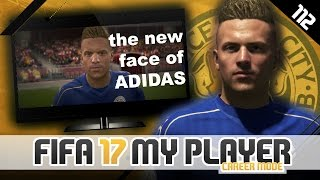 NEW ADIDAS COMMERCIAL! | FIFA 17 Career Mode Player w/Storylines | Episode #112