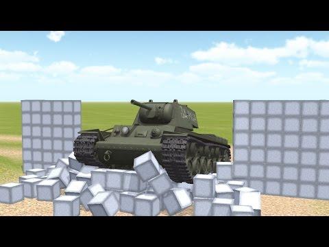 tyselfher • Blog Archive • Unity asset physics tank maker