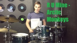 R U Mine Drum Tutorial - Arctic Monkeys