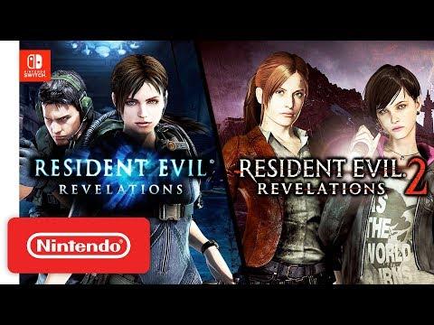 Resident Evil Revelations 1 & 2 Launch Trailer - Nintendo Switch
