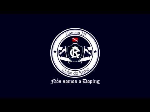 """""""Esse é meu vício"""" Barra: Camisa 33 • Club: Remo"""