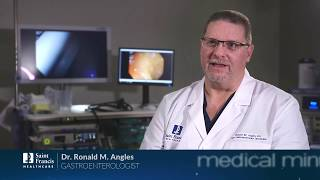 Medical Minute: Colonoscopy Expectations with Dr. Ronald Angles