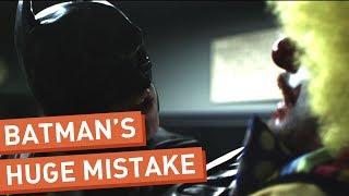 Batman Interrogation