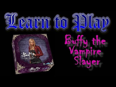 Learn to Play: Buffy the Vampire Slayer