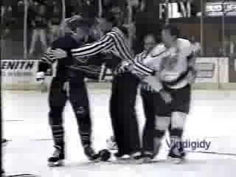 Dave Taylor vs. Brad Miller
