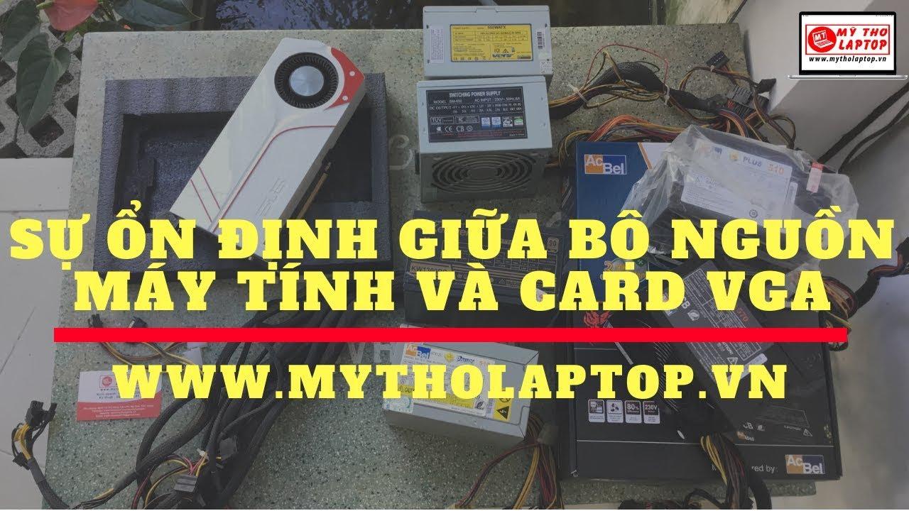 Nâng cấp VGA rất nguy hiểm nếu ... ???