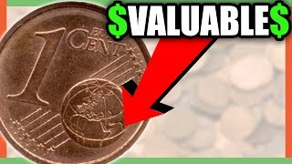 RARE EURO COINS WORTH MONEY - VALUABLE COINS TO LOOK FOR!!