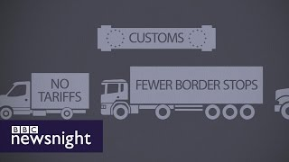 What is the customs union? A primer - BBC Newsnight