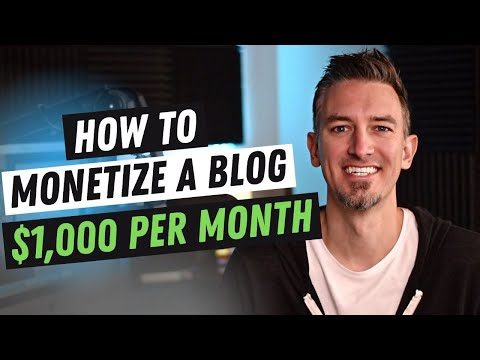 , title : 'How to Make Money Blogging - Monetize a Blog in 8 Easy Steps