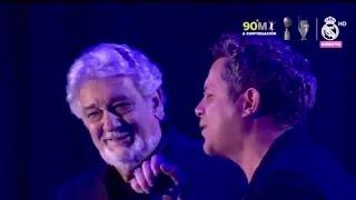 """Alejandro Sanz & Plácido Domingo - """"A Que No Me Dejas"""" - Plácido en el Alma (6/29/2016)"""