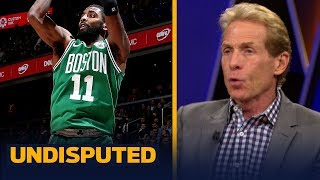To shoot or not to shoot? Skip Bayless analyzes Russell Westbrook vs Kyrie Irving | NBA | UNDISPUTED