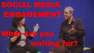 VIDEO:  SOCIAL MEDIA ENGAGEMENT What are you waiting for?