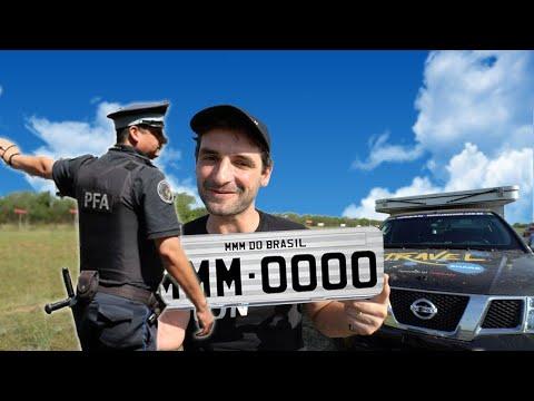 É O FIM! PARADOS PELA POLICIA MAIS CORRUPTA! | Travel and Share | Romulo e Mirella