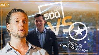 500 startups VS Chinaccelerator (based on Chris Rawlings