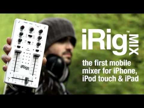 IK Multimedia iRig MIX (Mixer battaglia)