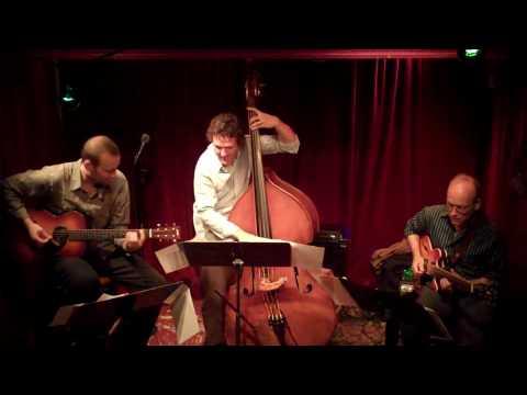 Stephan Crump with Rosetta Trio - Overreach