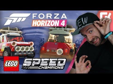 LEGO SPEED CHAMPIONS EXPANSION! | Forza Horizon 4