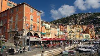 Villefranche-sur-Mer, France, French Riviera [4K] (videoturysta.eu)