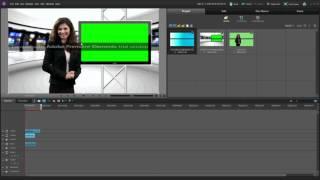 Adobe Premiere Elements 12 Chroma Key