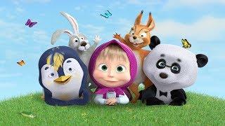 Masha y el Oso - Todos Los Episodios 🎬 Dibujos Animados en Español!