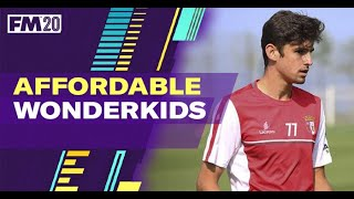 FM20 Cheap Wonderkids
