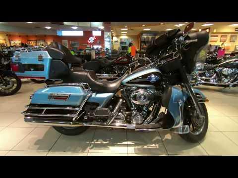 2007 Harley-Davidson® Touring FLHTCU Electra Glide® Ultra Classic®
